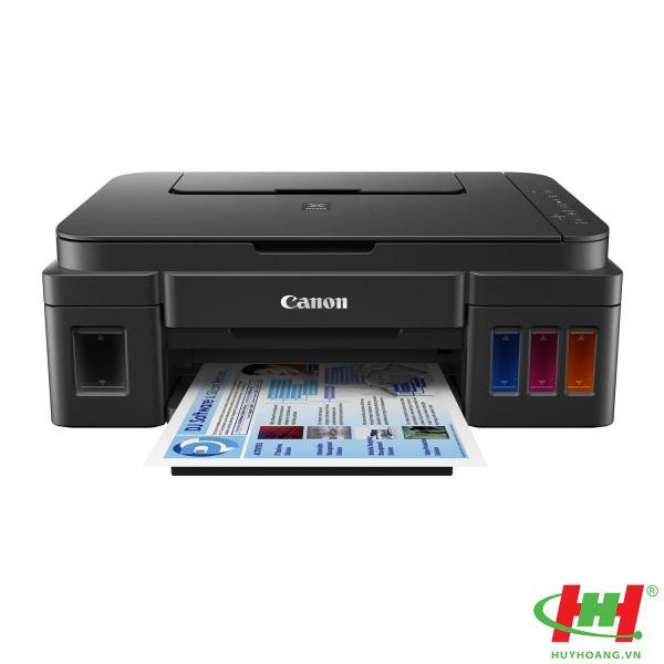 Máy in liên tục Canon Pixma G3000 (In Wifi ,  Scan,  Copy)