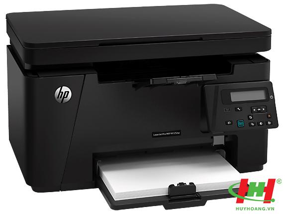 Máy in HP LaserJet Pro MFP M125NW CZ173A(Print,  copy,  scan,  Wifi)