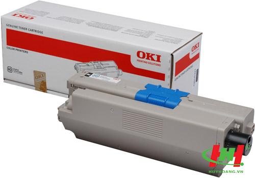 Mực in laser màu Oki C301DN C321DN Toner Cyan
