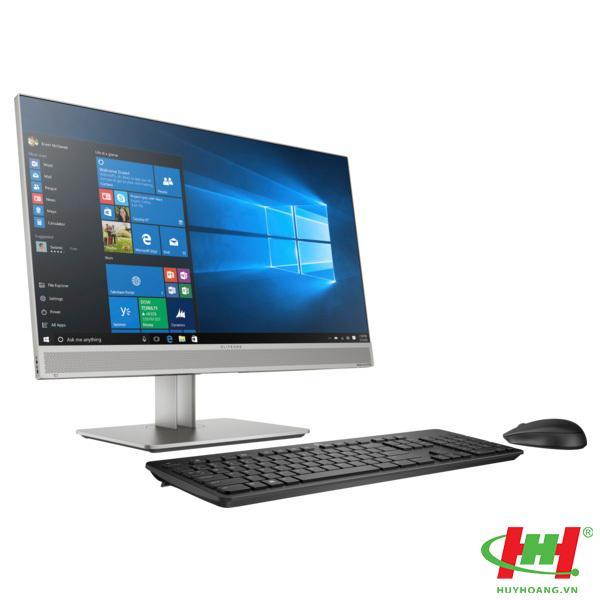 Máy tính để bàn HP EliteOne 800 G5 Non Touch AIO 8GC98PA,  Core i5-9500, 8GB RAM DDR4, 1TB HDD