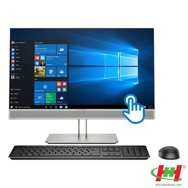 Máy tính để bàn HP EliteOne 800 G5 Touch AIO 8GD04PA,  Core i7-9700(3.00 GHz, 12MB), 8GB RAM DDR4, 1TB HDD
