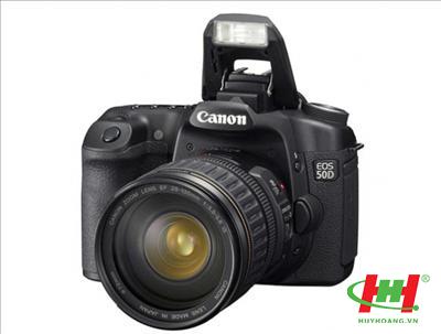 Máy chụp hình KTS chuyên nghiệp EOS 50D (EF S15 - 85is )