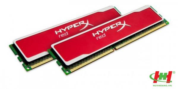DDR3 8GB(1600) Kingston HyperX KHX16C9B1RK2/ 8X(Kit2x4G) Đỏ
