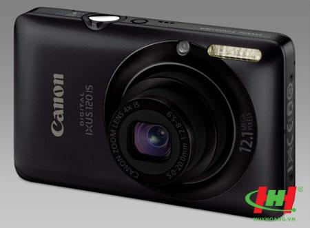 Máy chụp hình KTS CANON DIGITAL IXUS 120 IS