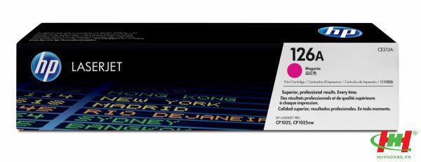 Mực in laser màu HP CE313A (HP 126A) Đỏ
