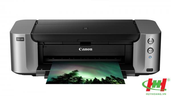Máy in liên tục Canon Pixma Pro100 (in độ phân giải cao,  A3,  8màu,  Wifi)