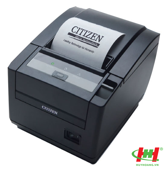 Máy in hóa đơn Citizen CT-S601,  in nhiệt,  USB