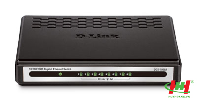 Giga Switch 8 Port Dlink DGS-1008A
