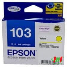 Mực in phun Epson C13T103490 Yellow