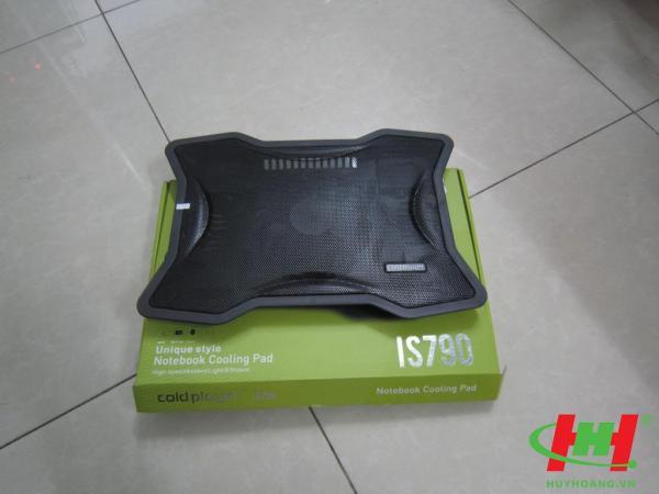 Đế quạt làm mát laptop IS790 Cooling Pad