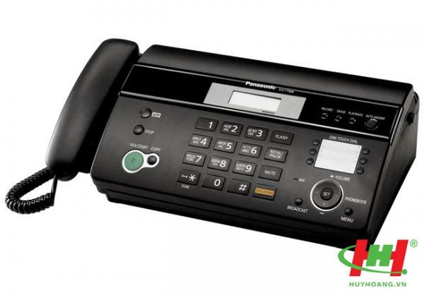 Máy fax Panasonic KX-FT987 (giấy nhiệt)