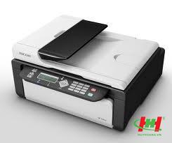 Máy in laser đa năng RICOH SP100SF (AIO : Print ,  Scan,  Copy ,  Fax ,  A4)