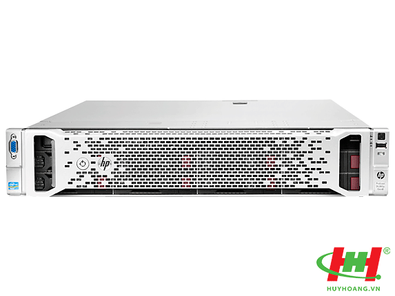 Server HP ProLiant DL380p Gen8 E5-2643v2 3.5Ghz/16GB/DVDROM/ CTO