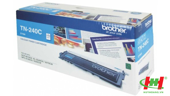 Mực in Brother TN-240 Cyan Toner Cartridge (TN-240C)