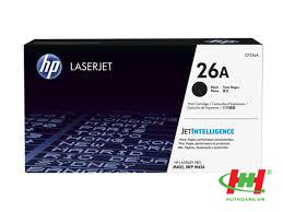 Mực máy in HP LaserJet Pro M402d,  M402n (HP 26A)