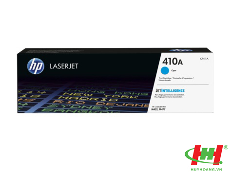 Mực in HP CF411A ( Hp 410A) Cyan