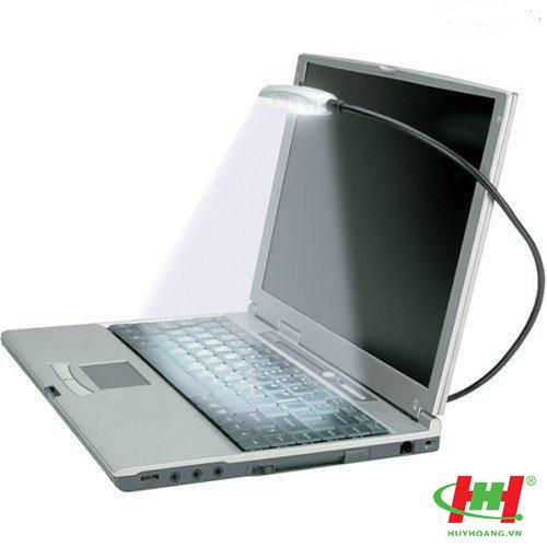 Đèn led gắn qua cổng usb laptop