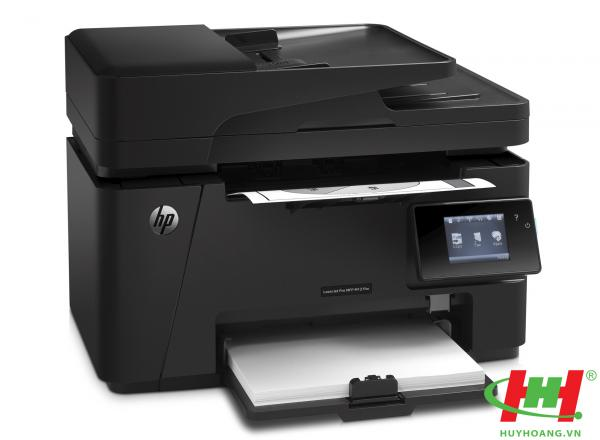 Máy in HP LaserJet Pro MFP M127FW (In wifi,  scan,  copy,  fax)