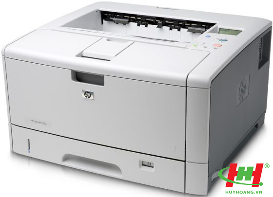 Máy in laser HP 5200N cũ (A3,  in qua mạng)