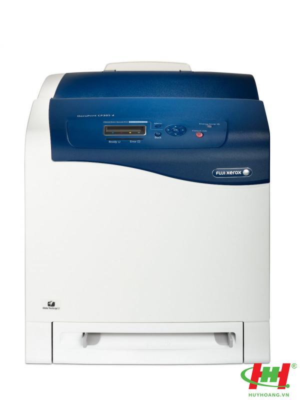 Máy in laser màu Fuji Xerox CP305D A4 (In 2 mặt,  in qua mạng,  in decal)