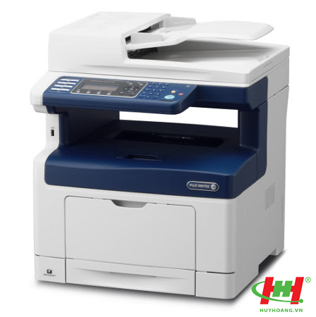 Máy in đa năng Fuji Xerox M355df DocuPrint(Fax,  In,  Copy,  Scan)
