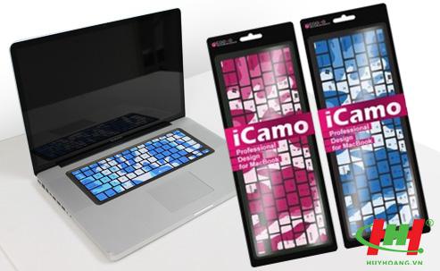 Miếng phủ bàn phím Macbook (COOMO iCamo)