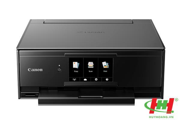 Máy in màu liên tục Canon Pixma TS9120 (6 màu,  in,  scan,  copy,  wifi , Bluetooth,  thẻ nhớ)