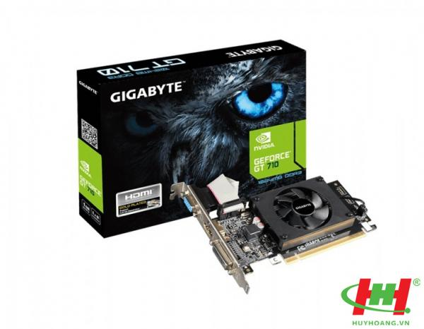 Card màn hình Gigabyte 1GB (N710D3-1GL)