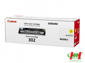 Drum Canon Cartridge-302Y Vàng