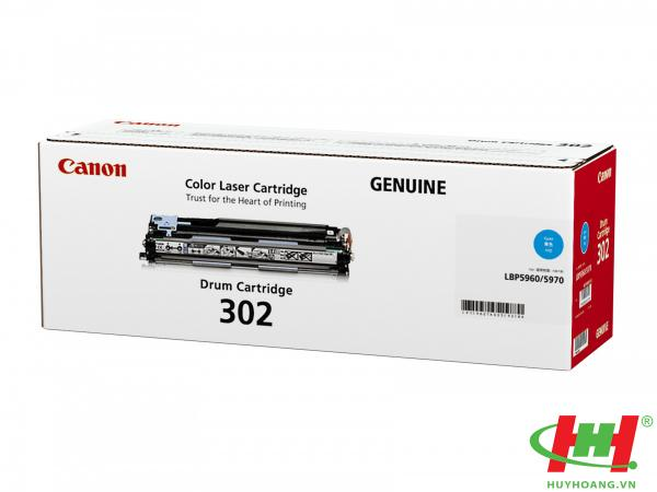 Drum Canon Cartridge-302C Xanh