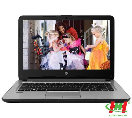 Máy tính xách tay HP 250 G7 (9FN02PA) i3-7020U/ 4GB/ 256GSSD/ 15.6HD/ BT4.2/ 3C41WHr/ XÁM/ WIN10H