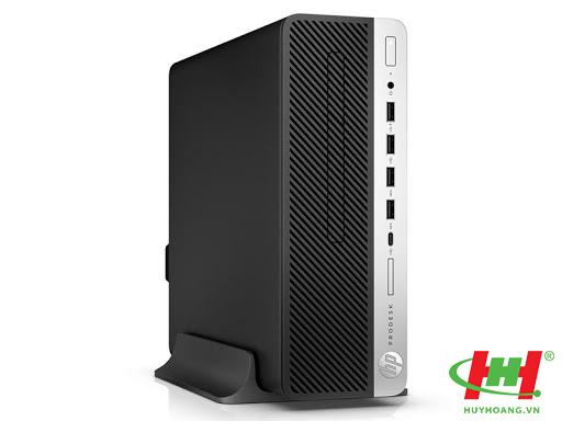 Máy tính để bàn HP ProDesk 400 G6 - 9FX89PA  i5- 9500(3.00 GHz, 9MB),  8GB RAM,  1TB HDD,  DVDRW,  Intel UHD Graphics  FreeDos, 1Y WTY