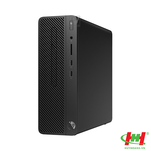 Máy tính để bàn HP 280 Pro G5 Microtower,  Core i3-9100 (3.60 GHz, 6MB),  4GB RAM,  256GB SSD,  Intel UHD Graphics, wifi &BT,  Serial Port, USB Keyboard & Mouse,  FreeDos, 1Y WTY_9GB19PA