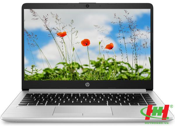 """Máy tính xách tay HP 348 G7 (9PG93PA) I5-10210U/ 4GB/ 256G SSD/ FP/ Silver/ 14.0""""FHD"""