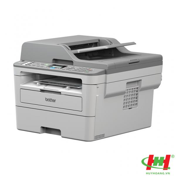 Máy in Brother MFC-B7715Dw (in 2 mặt,  scan,  copy,  Fax wifi)
