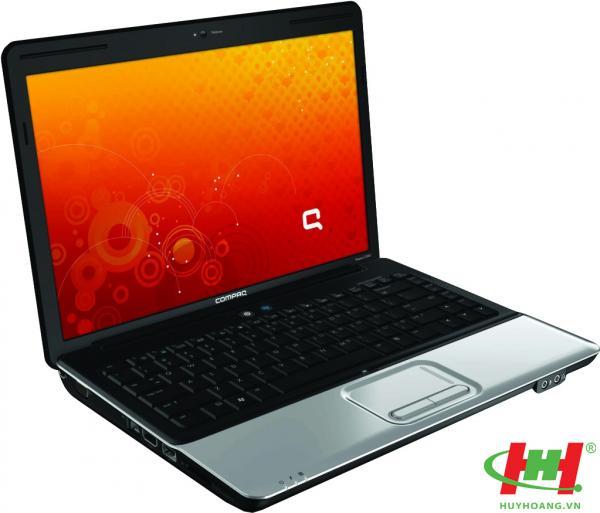 """Bán Laptop HP Compaq Presario CQ40 cũ (T4200 2.0Ghz,  2GB ,  120GB,  14.0"""" 1 vệt,  Pin)"""
