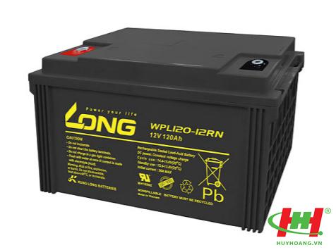 Bình ắc quy Long 12V-120Ah (WPL120-12RN)