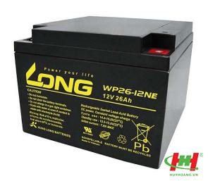 Bình ắc quy Long 12V-26Ah (WP26-12; WPS26-12; WPS26-12N; WP26-12N; WP26-12NE)