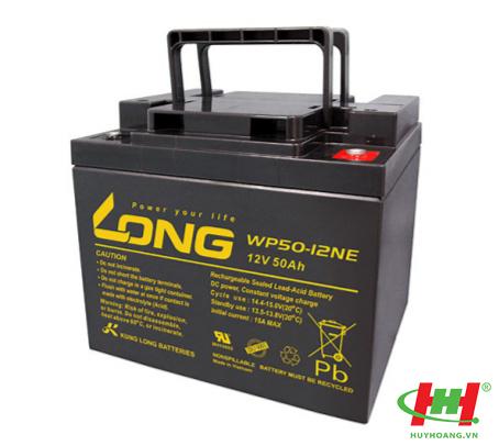 Bình ắc quy Long 12V-50Ah (WP50-12NE)