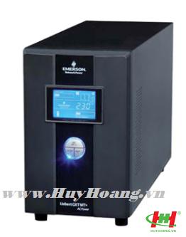 Bộ Lưu Điện UPS Emerson Vertiv Liebert GXT-1000MTPLUS230 1000VA (online)