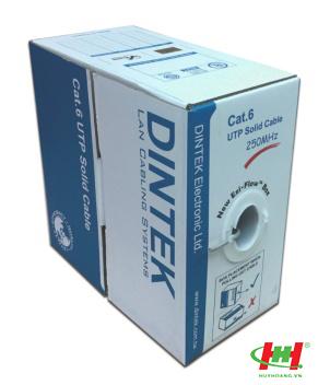 Cáp mạng Dintek CAT6 UTP 150m (1101-04004MB)