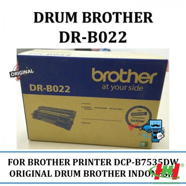 Cụm drum máy in Brother MFC-B7715Dw (DR-B022) Chính hãng