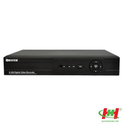 Đầu ghi hình AHD 4 kênh QUESTEK Eco-6104AHD 2.0
