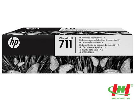 Đầu phun HP C1Q10A  (HP 711 PHRK) - Printhead