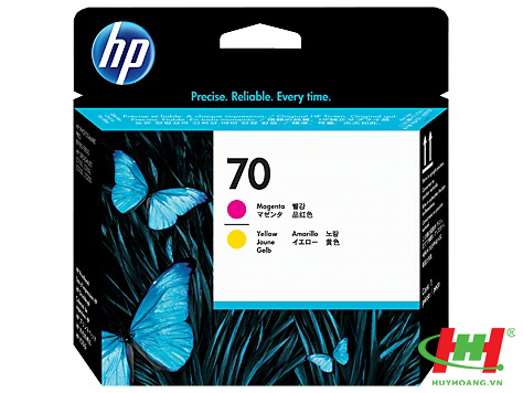 Đầu phun HP C9406A (HP 70 M&Y)  - PrintHead