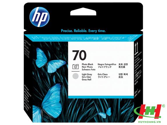 Đầu phun HP C9407A (HP 70 PB&G) - PrintHead