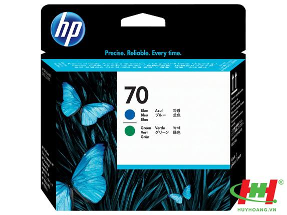 Đầu phun HP C9408A (HP 70 B&G) - PrintHead
