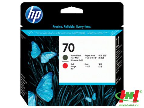 Đầu phun HP C9409A (HP 70 MB&R) - PrintHead