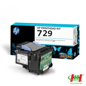 Đầu phun máy in HP Printhead F9J81A (HP 729)