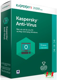 Kasperky Antivirus  1PC